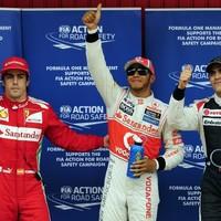 Hamilton dominates Spanish GP qualifying
