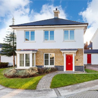 This €775k Portmarnock four-bed has a private swimming pool inside