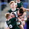 Belvedere win out in gruelling battle with Newbridge to roll into Senior Cup semis