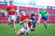 Cain is able to guide CBC into Senior Cup semi-final clash with Ardscoil