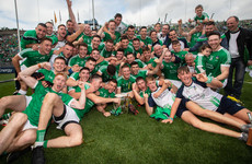 Limerick are the biggest threat to their All-Ireland defence - former All-Star O'Shaughnessy