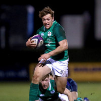 Ireland U20s prospect Turner looking to learn from Ringrose's example
