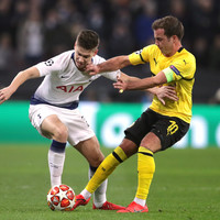 As it happened: Tottenham v Borussia Dortmund, Champions League