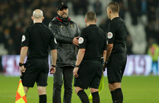 Jurgen Klopp charged for questioning integrity of referee