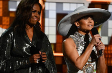 Michelle Obama's mam couldn't give a shite about her Grammy appearance... it's The Dredge