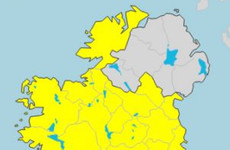 Over two-thirds of people think Met Éireann should report weather warnings for the six counties