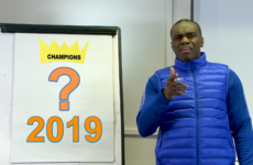 Joseph Ndo's League of Ireland preview is definitely the most unusual one you'll see