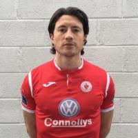 Sligo announce signing of former Huddersfield Town striker from Cork City