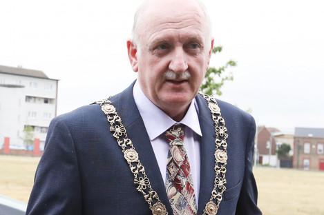 Lord Mayor Nial Ring