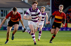Coghlan leads ruthless Clongowes display to set up semi clash with Gonzaga