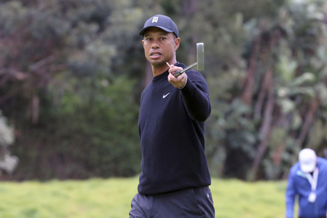 File photo of Tiger Woods.