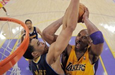 NBA wrap: Lakers hang on to beat the Nuggets