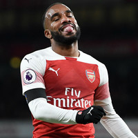 Lacazette sees red as Arsenal fall to surprise Europa League defeat in Belarus
