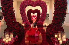 From lavish to low-key: Here's how the celebrities celebrated their Valentine's Day