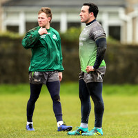 Marmion on the bench as Connacht get international injection for Cheetahs clash