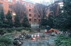 Work finally begins to refurbish The Liberties' Peace Park