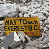 Tourists banned from Mount Everest base camp in bid to reduce rubbish piling up