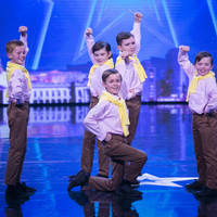 So, Daniel O'Donnell gave his blessing to a kids' tribute band auditioning for Ireland's Got Talent