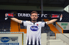 Dundalk sign former Burnley full-back from Oldham Athletic