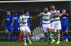 Shamrock Rovers come from behind to grab last-gasp winner in Waterford