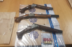 Gardaí hail 'significant progress' after guns, a crossbow and drugs seized in Blanchardstown