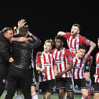 Perfect start for Devine as Derry City go top of the table with comprehensive win over UCD
