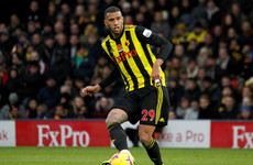 Capoue volley secures FA Cup quarter-final berth as Watford see off QPR at Loftus Road