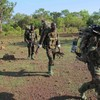 LRA commander captured by Ugandan soldiers