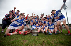 Midleton CBS end 13-year wait for Dr Harty Cup glory with final win over CBC Cork