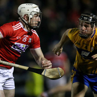 Horgan shoots 0-16 to secure first hurling league win for Cork as they see off Clare