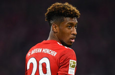 Boost for Bayern Munich ahead of pivotal Liverpool clash