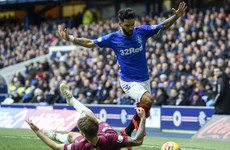 Stalemate sees Rangers lose further ground in Scottish title race as St Johnstone snatch a point