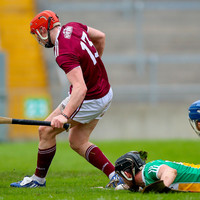 Flynn hits 0-13 as Galway move to top of the table with comfortable win over Offaly