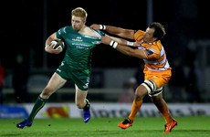 Late try from Jarrad Butler sees Connacht past Cheetahs and into third spot
