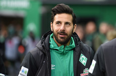 At 40 years and 136 days-old, ex-Chelsea striker Pizarro becomes Bundesliga's oldest scorer