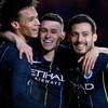 Guardiola lauds Silva's 'incredible' FA Cup performance