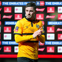 'Pep came over and congratulated me': Carlow striker Amond earns praise from Guardiola