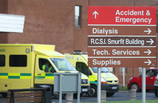 Man arrested over public order incident in A&E department at Dublin hospital