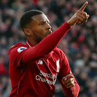 'Liverpool can win the Premier League and the Champions League,' says Wijnaldum