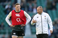 England wing Chris Ashton ruled out of next weekend's Six Nations clash against Wales