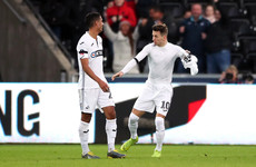 Swansea become second Championship side to reach FA Cup last 8