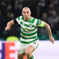 Celtic's Scott Brown scores last-minute winner before getting sent off amid wild celebrations