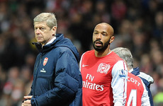 'He has the quality and he has the desire': Wenger backs Henry to bounce back after Monaco flop