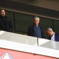 Jose Mourinho on scouting mission in France
