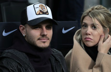Mauro Icardi did not celebrate win in dressing room, says Inter coach