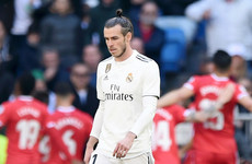 'I go to bed at 11' - Thibaut Courtois says Gareth Bale snubbed Real Madrid team meal