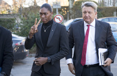 'Women's bodies are being questioned' - Caster Semenya takes gender rule challenge to court