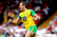 'It's a wee introduction to it' - Glory for Michael Murphy on the management front
