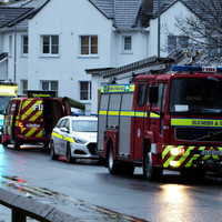 Emergency services dealing with chemical incident in Co Clare
