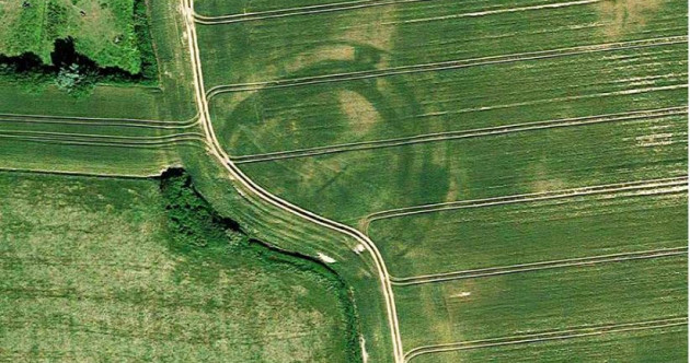 Photos: Previously unknown monuments unearthed using Google Earth imagery